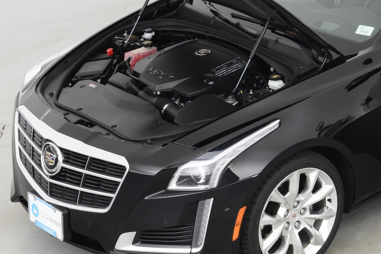 2014 cadillac cts 3 6l premium collection w luxury level one pkg for sale carvana 2000028503