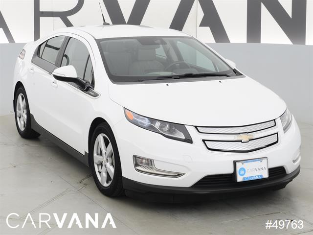 white 2014 volt with 41366 miles for sale at carvana used chevrolet volt for sale in atlanta. Black Bedroom Furniture Sets. Home Design Ideas