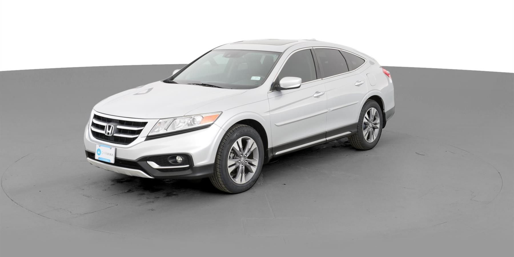 2015 Honda Crosstour Ex L Sport Utility 4d For Sale Carvana