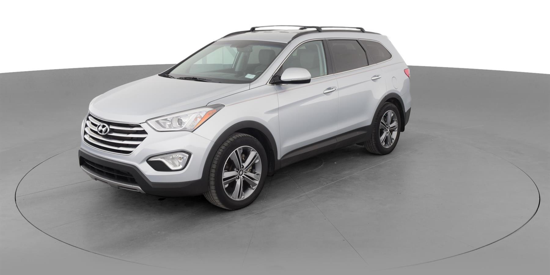 2015 Hyundai Santa Fe Limited Sport Utility 4d For Sale