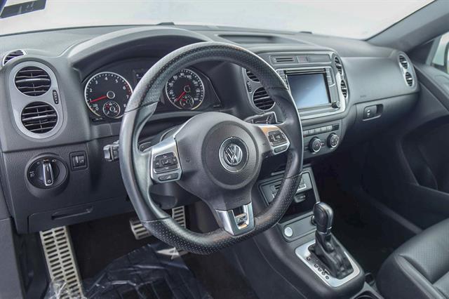 2016 Volkswagen Tiguan 2 0T R-Line Sport Utility 4D for Sale