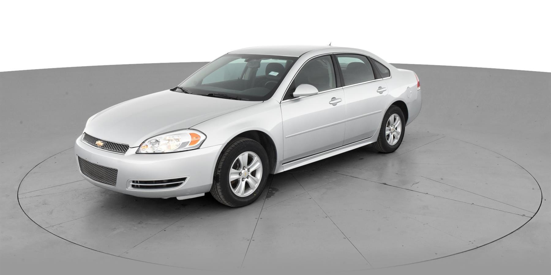 2014 Chevrolet Impala Limited LS Sedan 4D for Sale | Carvana®