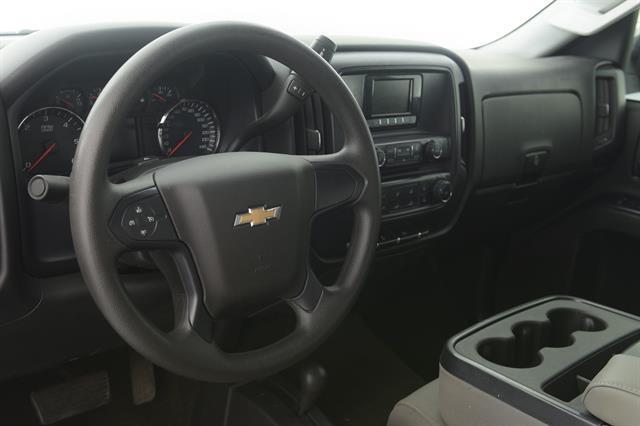 2015 Chevrolet Silverado 1500 Double Cab LS Pickup 4D 6 1/2