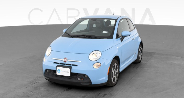 Used FIAT 500e For Sale | Carvana