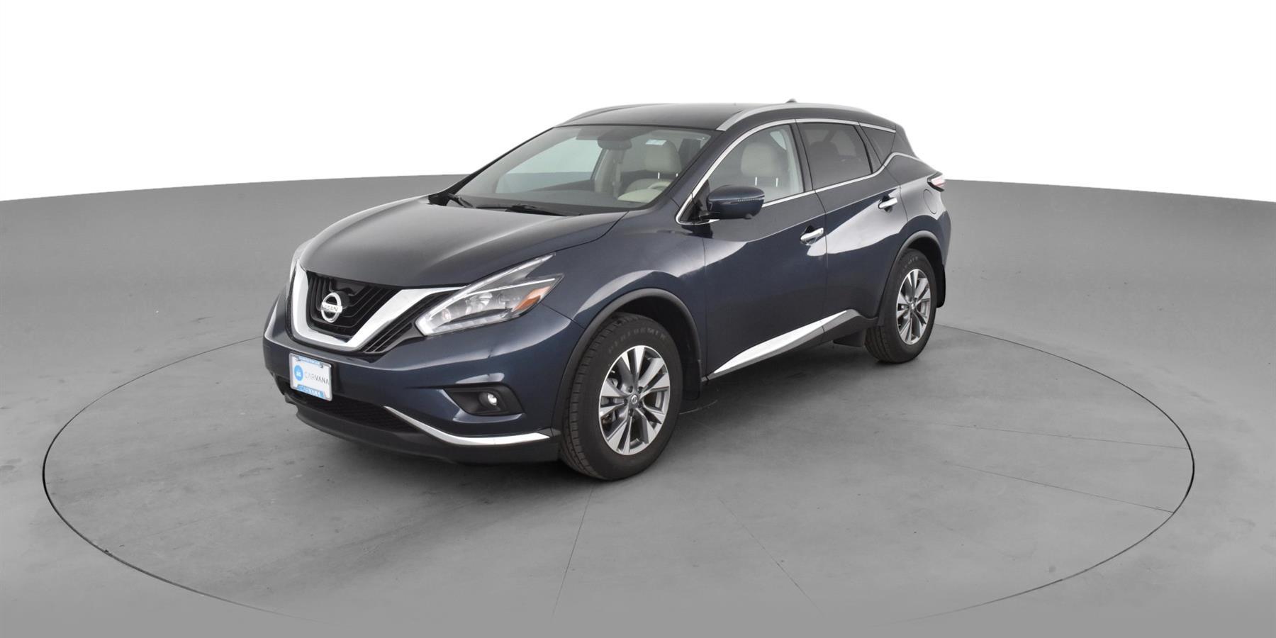 2018 Nissan Murano SL Sport Utility 4D for Sale | Carvana®