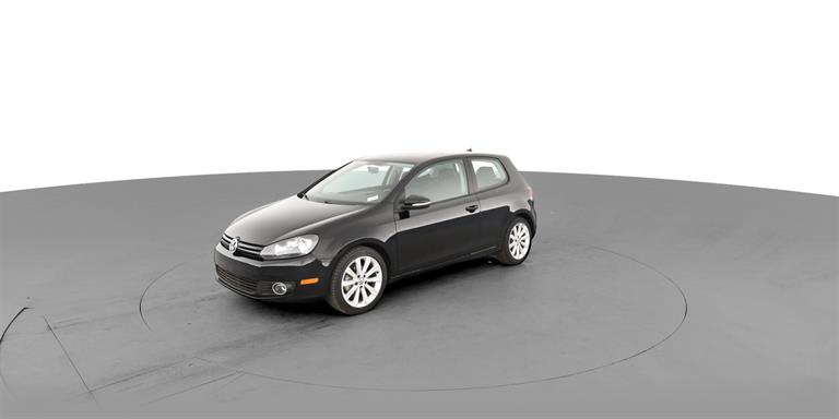 2012 Volkswagen Golf TDI Hatchback 2D for Sale | Carvana®