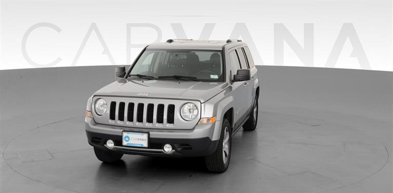 Used Silver Jeep Patriot For Sale | Carvana