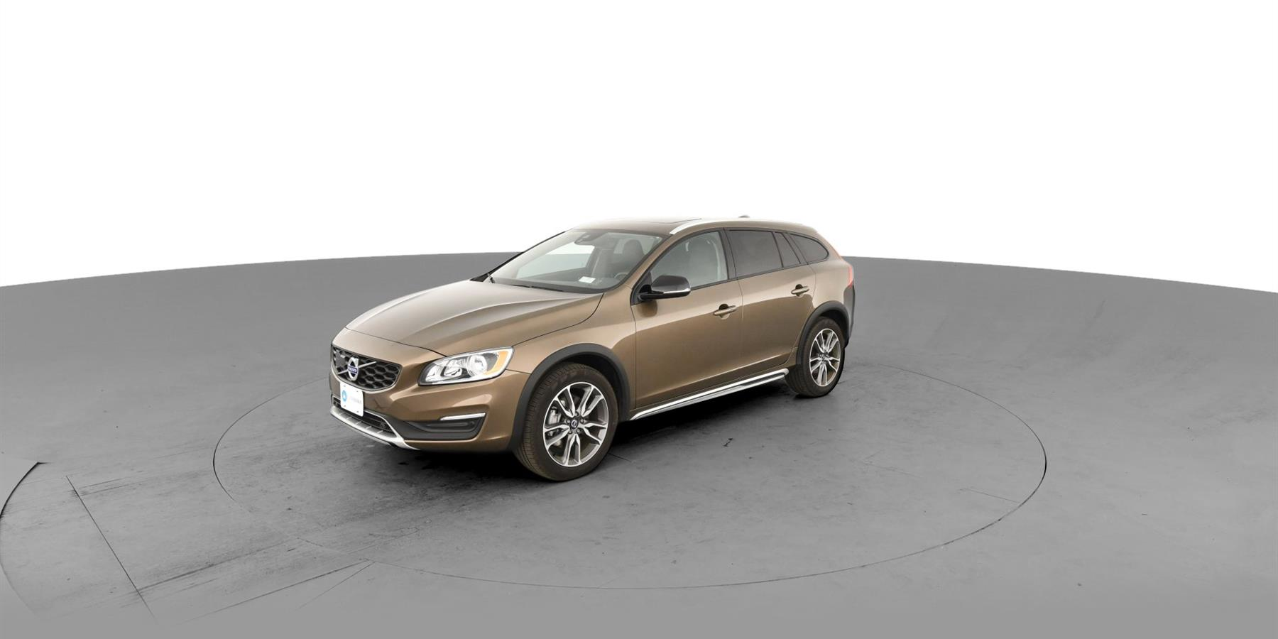 2018 Volvo V60 T5 Cross Country Wagon 4D for Sale | Carvana®
