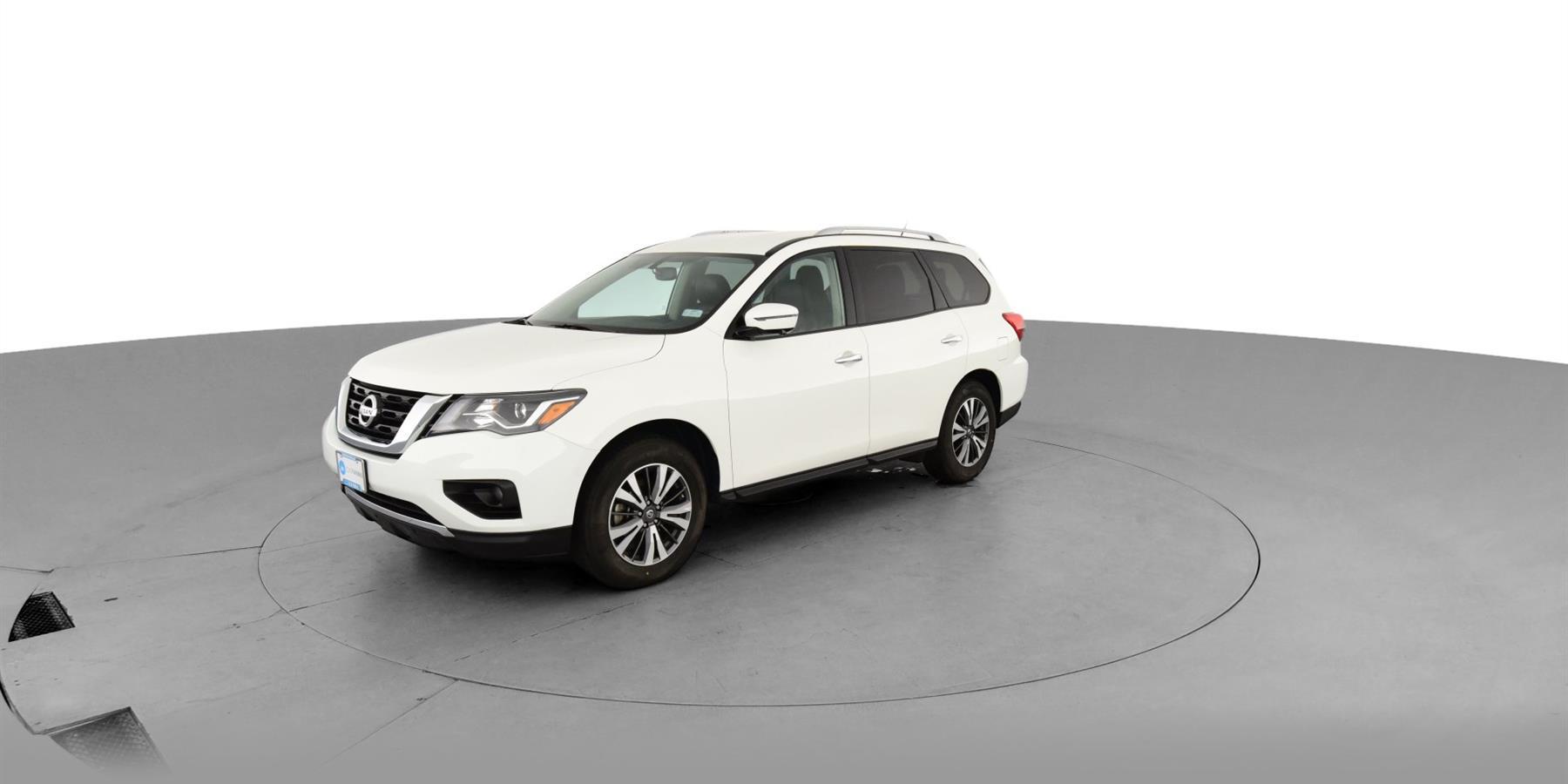 2017 Nissan Pathfinder SL Sport Utility 4D for Sale | Carvana®