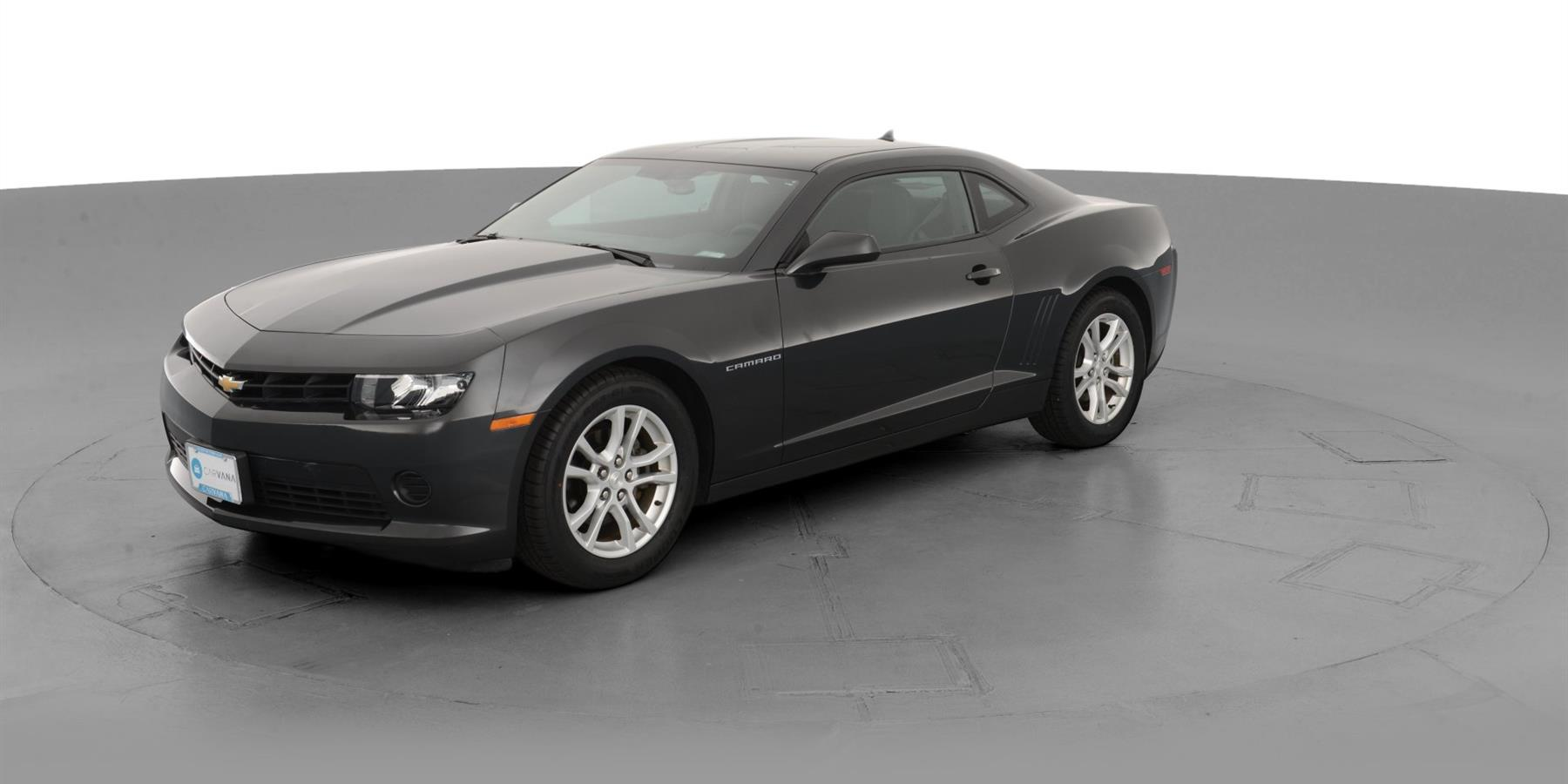 2015 Chevrolet Camaro Ls Coupe 2d For Sale Carvana