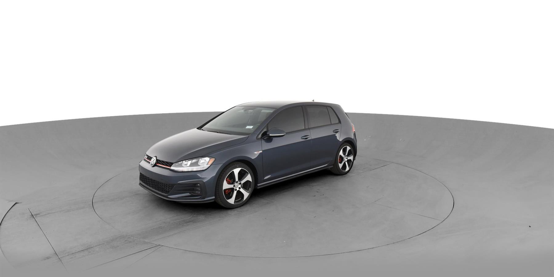 2018 Volkswagen Golf GTI S Hatchback Sedan 4D for Sale