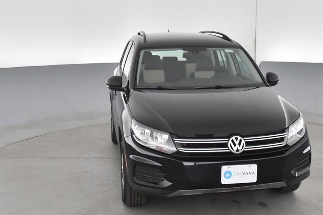 2016 Volkswagen Tiguan 2 0T S 4Motion Sport Utility 4D for