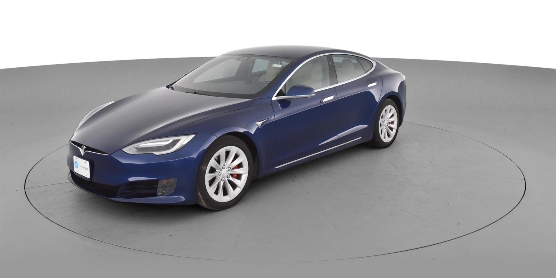 Tesla Model S P90D >> 2016 Tesla Model S P90d Sedan 4d For Sale Carvana