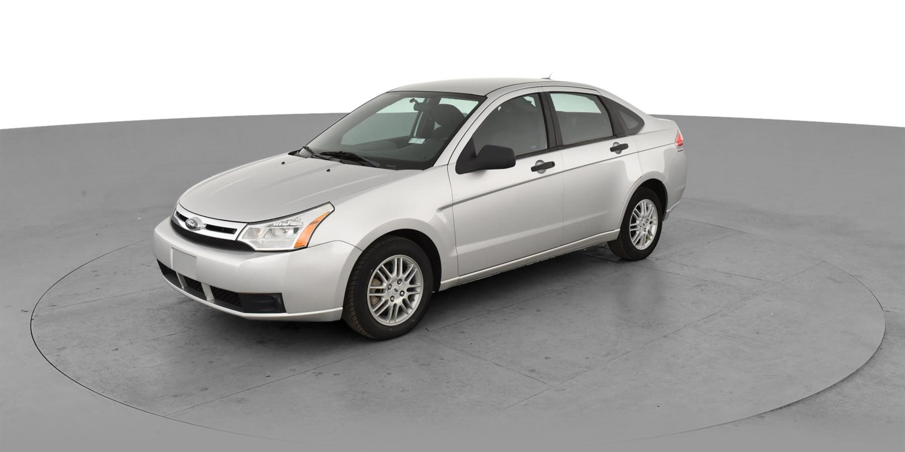 2010 Ford Focus Se Sedan 4d For Sale Carvana