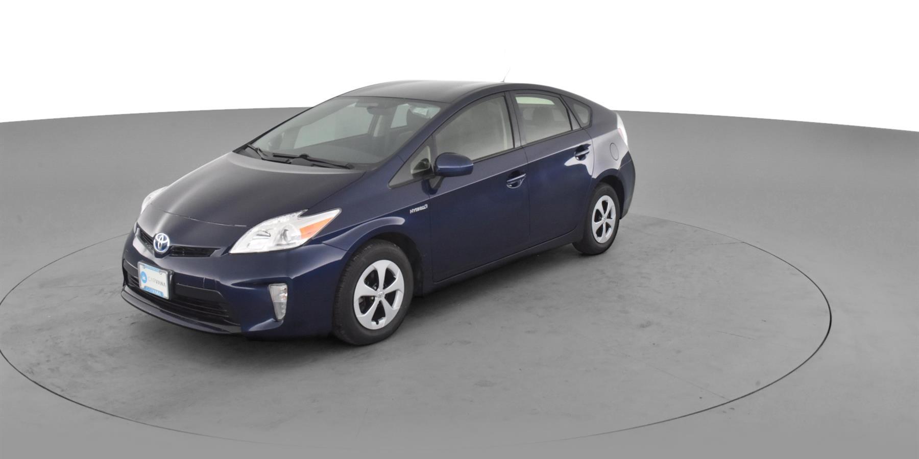2012 Toyota Prius Three Hatchback 4D for Sale | Carvana®