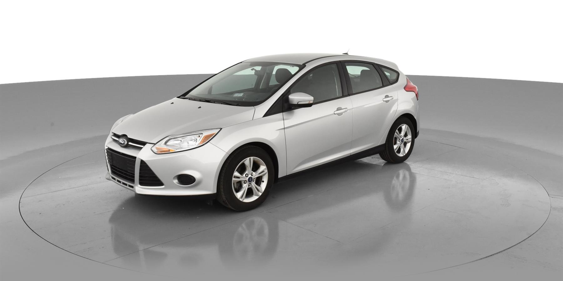 2013 Ford Focus Se Hatchback 4d For Sale Carvana