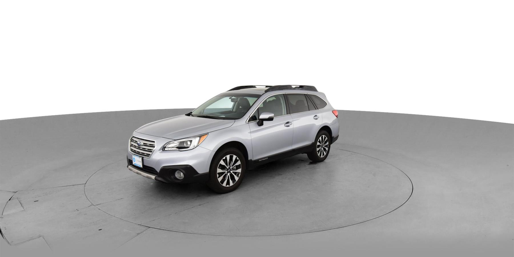 2017 Subaru Outback 2 5i Limited Wagon 4D for Sale   Carvana®