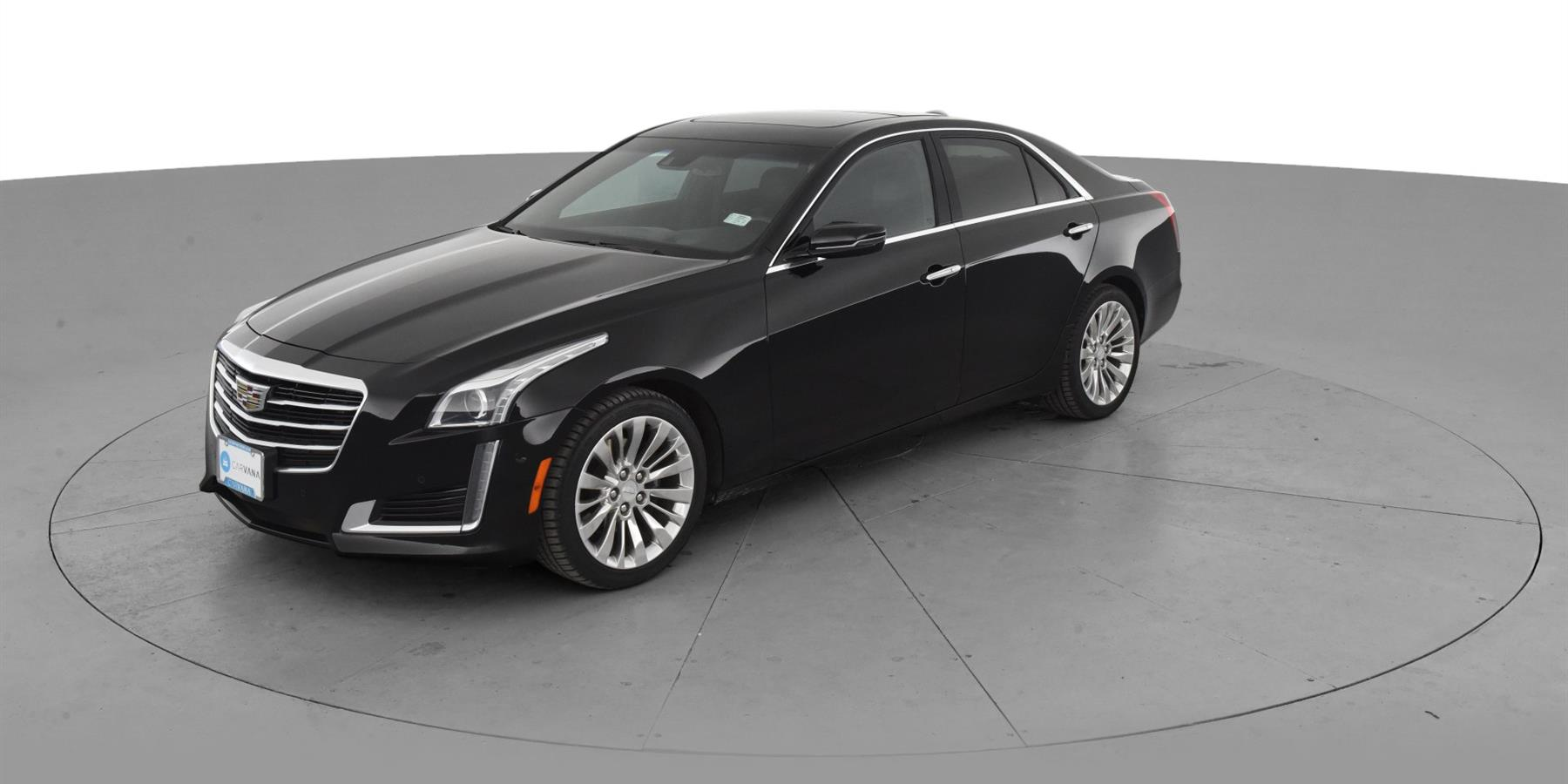 What Does Cts Stand For >> 2016 Cadillac Cts 2 0 Premium Collection Sedan 4d For Sale Carvana