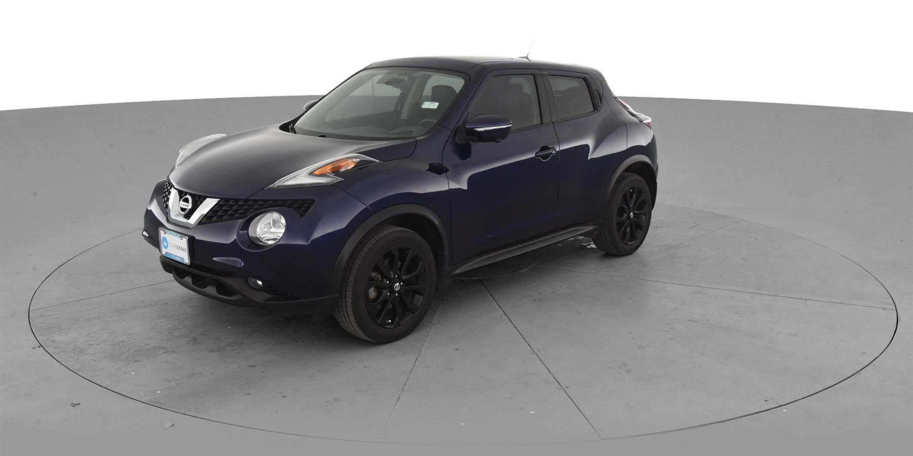 2017 Nissan JUKE SL Sport Utility 4D for Sale | Carvana®