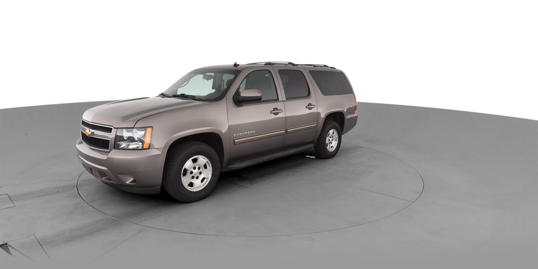 2013 Chevrolet Suburban 1500 Ls Sport Utility 4d For Sale