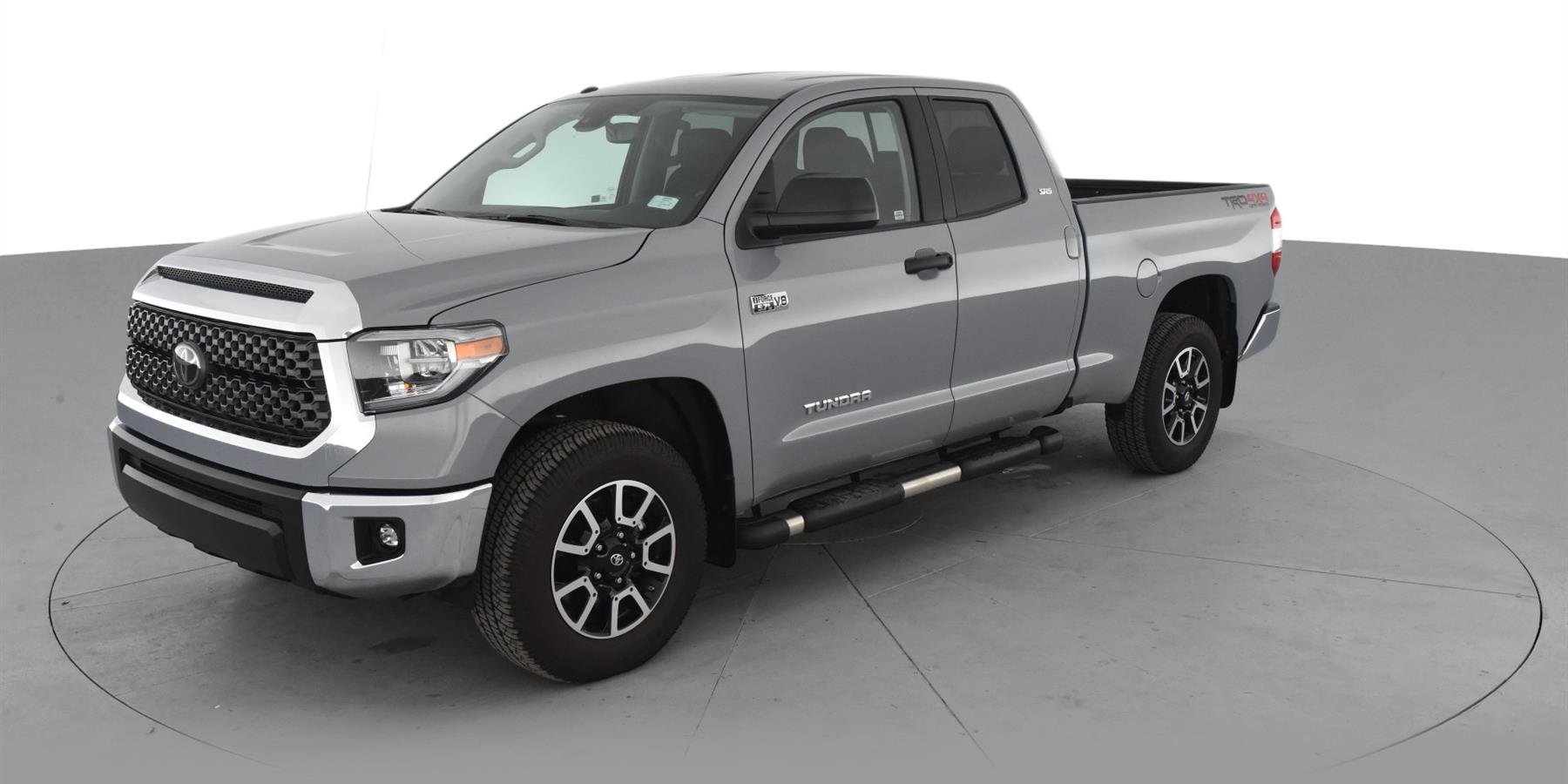 2018 Toyota Tundra Double Cab SR5 Pickup 4D 6 1/2 ft for