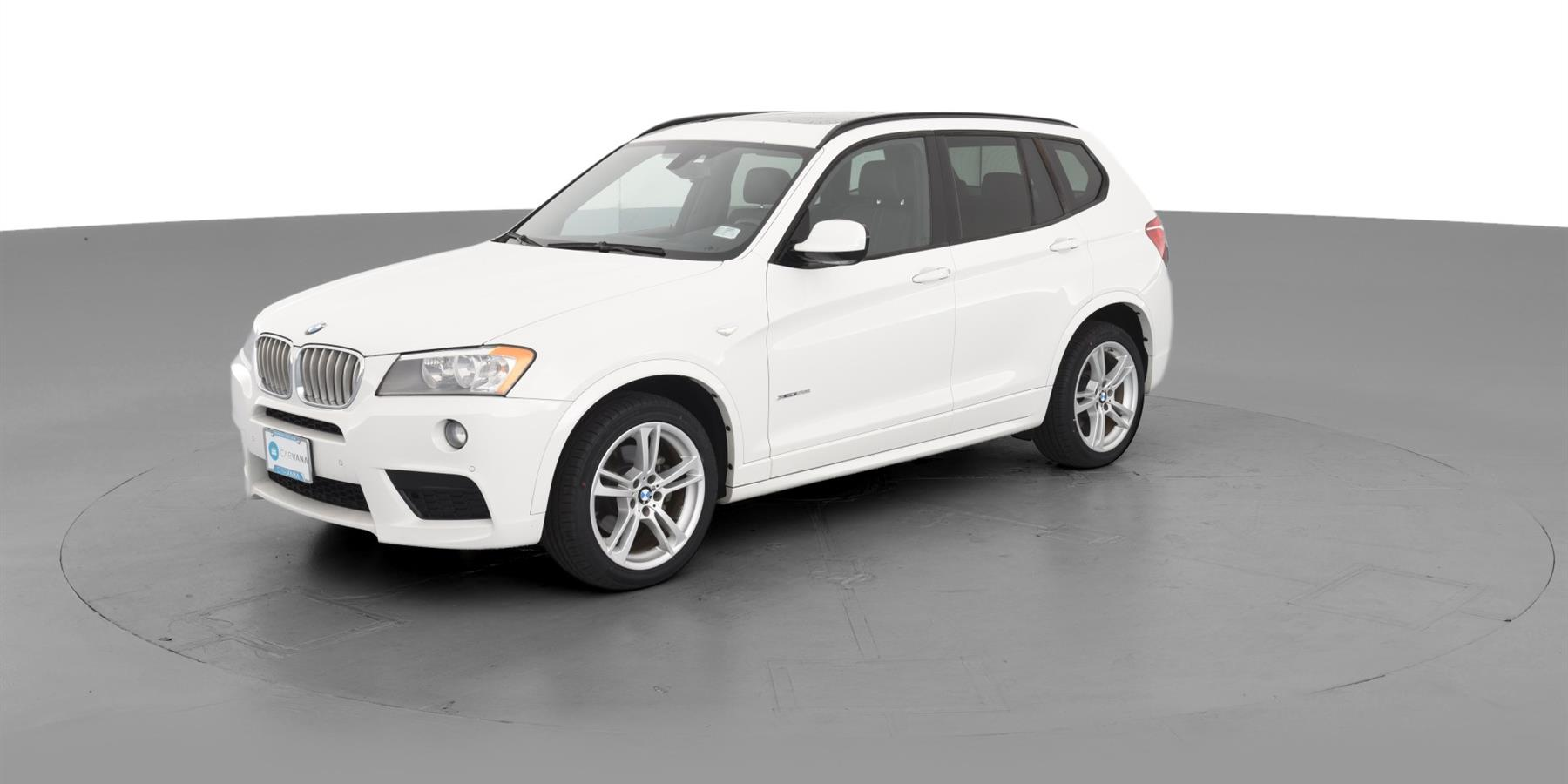 2014 Bmw X3 Xdrive28i Sport Utility 4d For Sale Carvana
