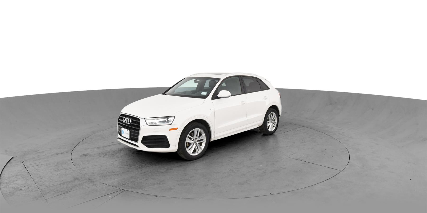 2018 Audi Q3 Premium Sport Utility 4D for Sale | Carvana®