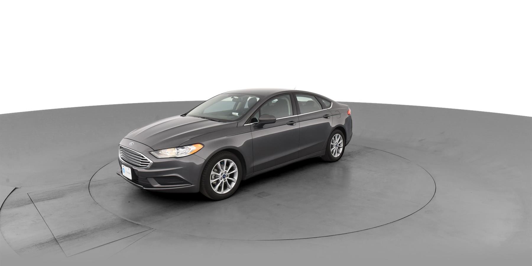 2017 Ford Fusion SE Sedan 4D for Sale   Carvana®
