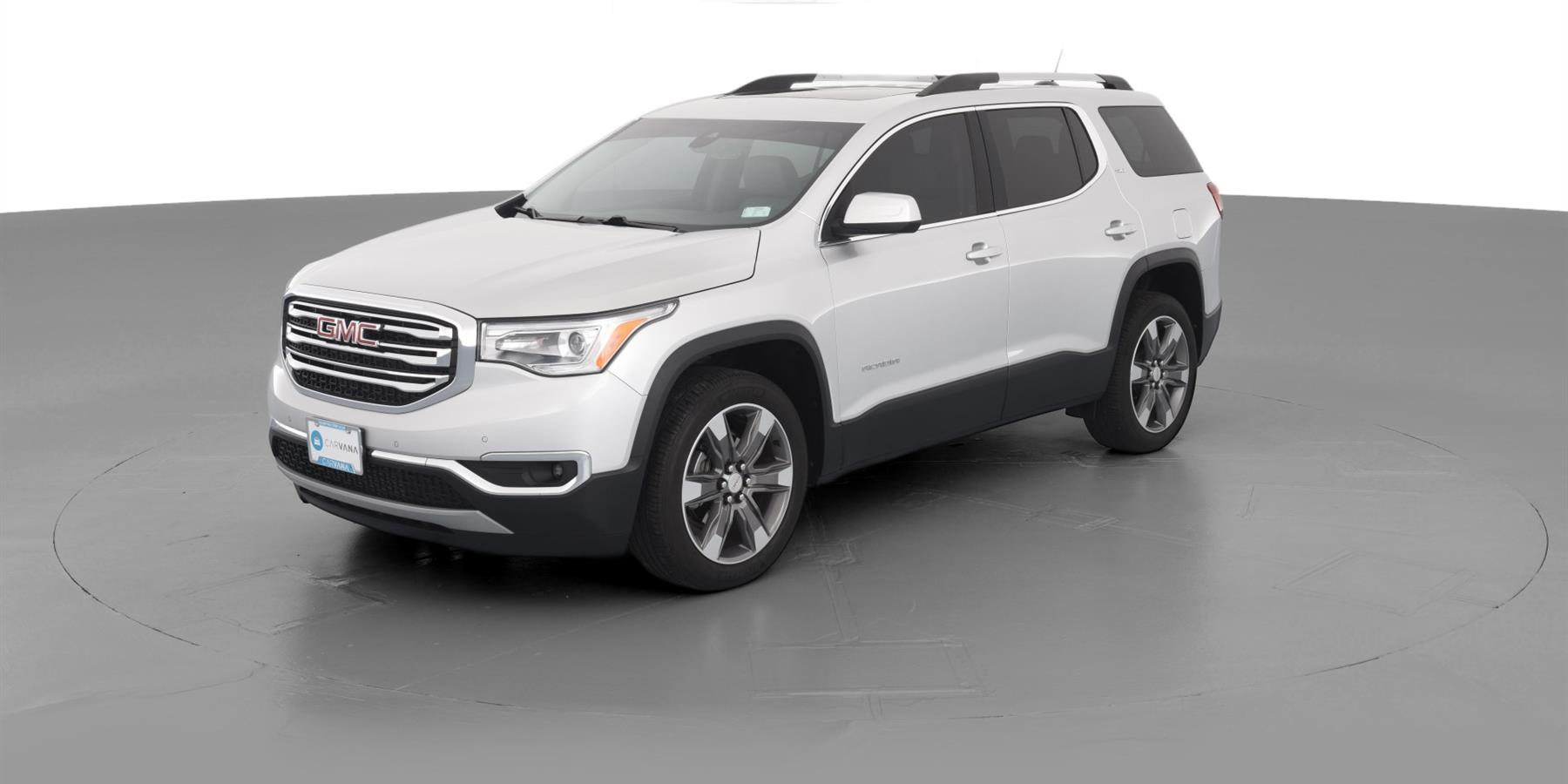 2017 Gmc Acadia Slt 2 Sport Utility 4d For Sale Carvana