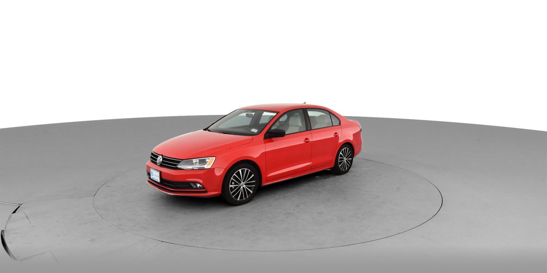 2016 Volkswagen Jetta 1 8T Sport Sedan 4D for Sale | Carvana®