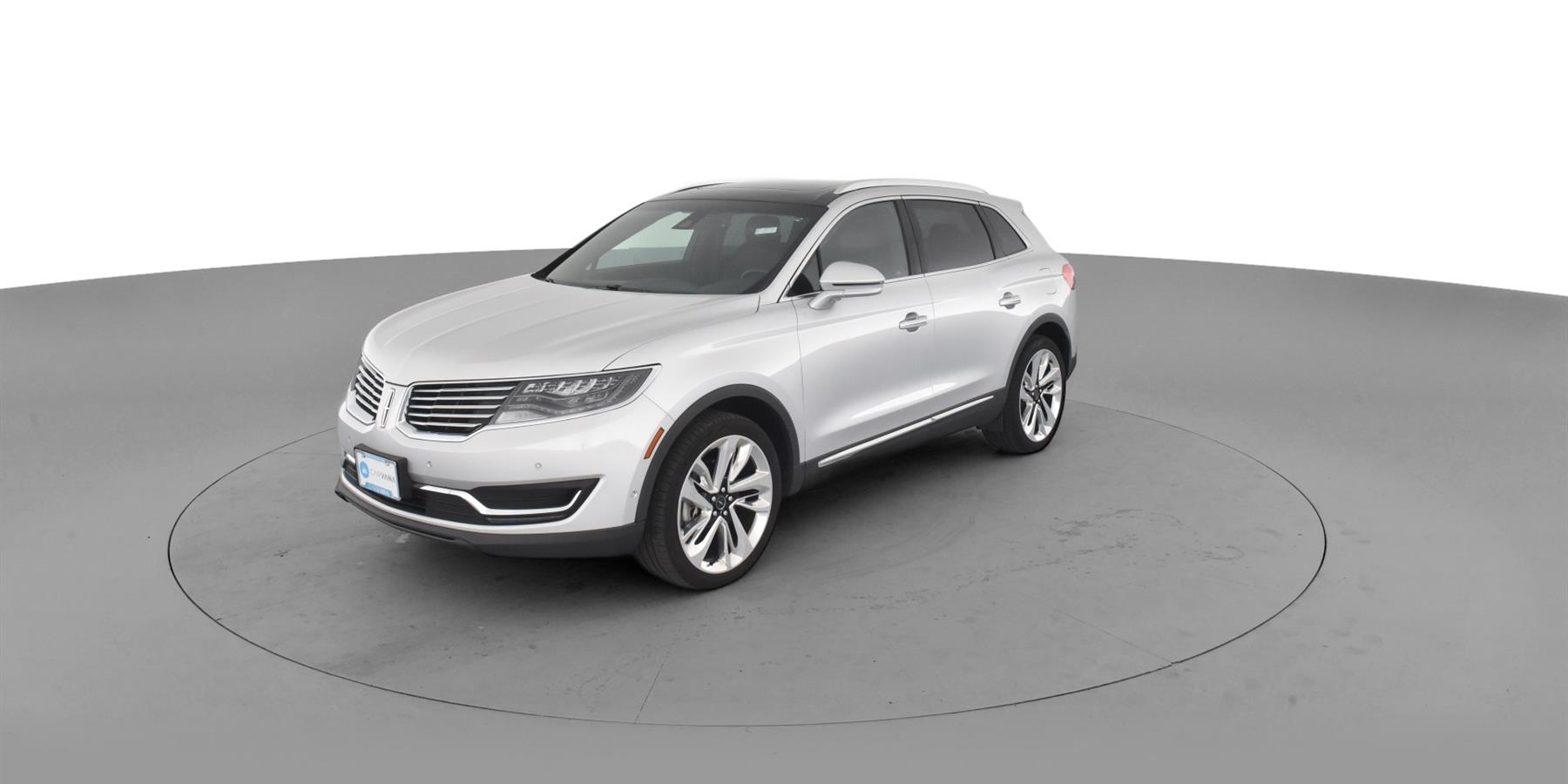 2018 Lincoln Mkx Black Label Sport Utility 4d For Sale