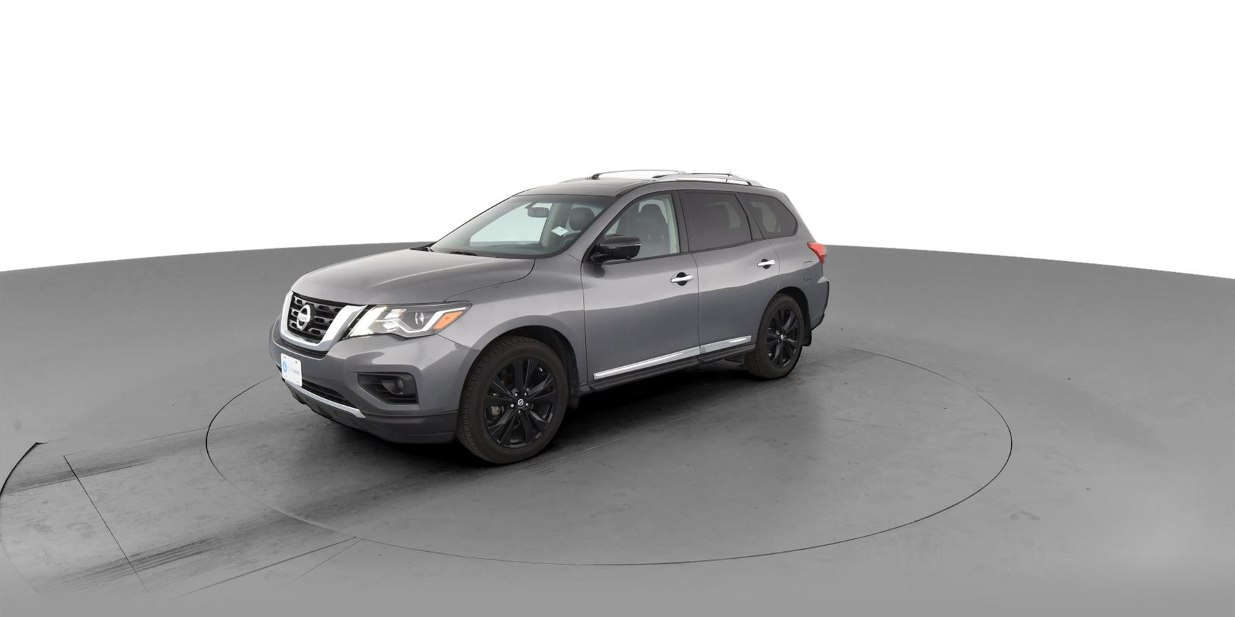2017 Nissan Pathfinder Platinum Sport Utility 4D for Sale | Carvana®