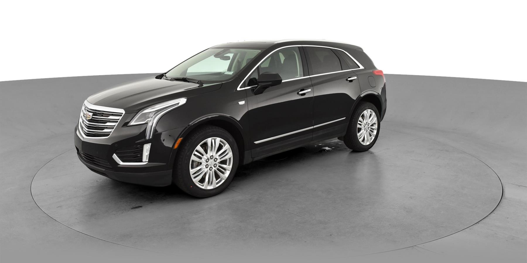 2017 cadillac xt5 premium luxury sport utility 4d for sale carvana