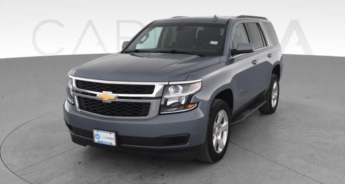 Z71 Tahoe For Sale >> Used Chevrolet Tahoe For Sale Carvana