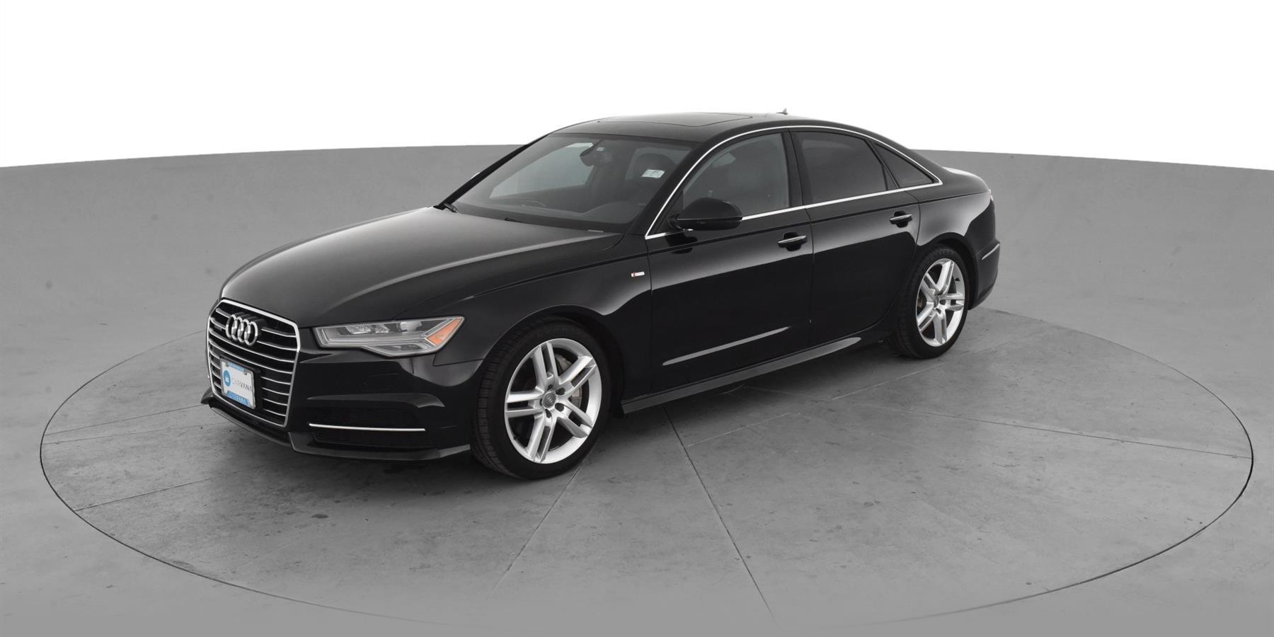 2016 Audi A6 2 0T Premium Plus Sedan 4D for Sale | Carvana®