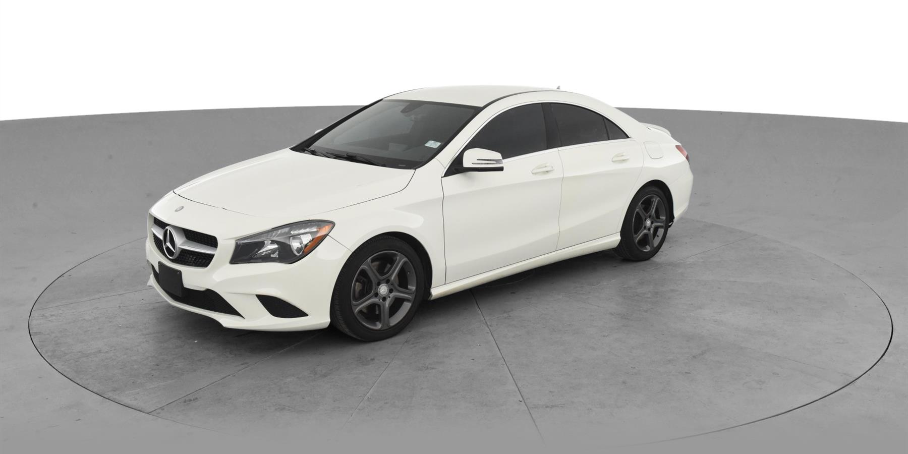 2014 Mercedes-Benz CLA-Class CLA 250 Coupe 4D for Sale