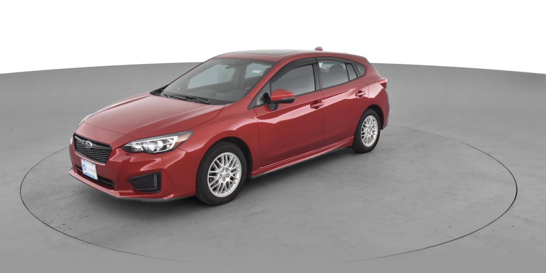2018 Subaru Impreza 2 0i Sport Wagon 4D for Sale | Carvana®