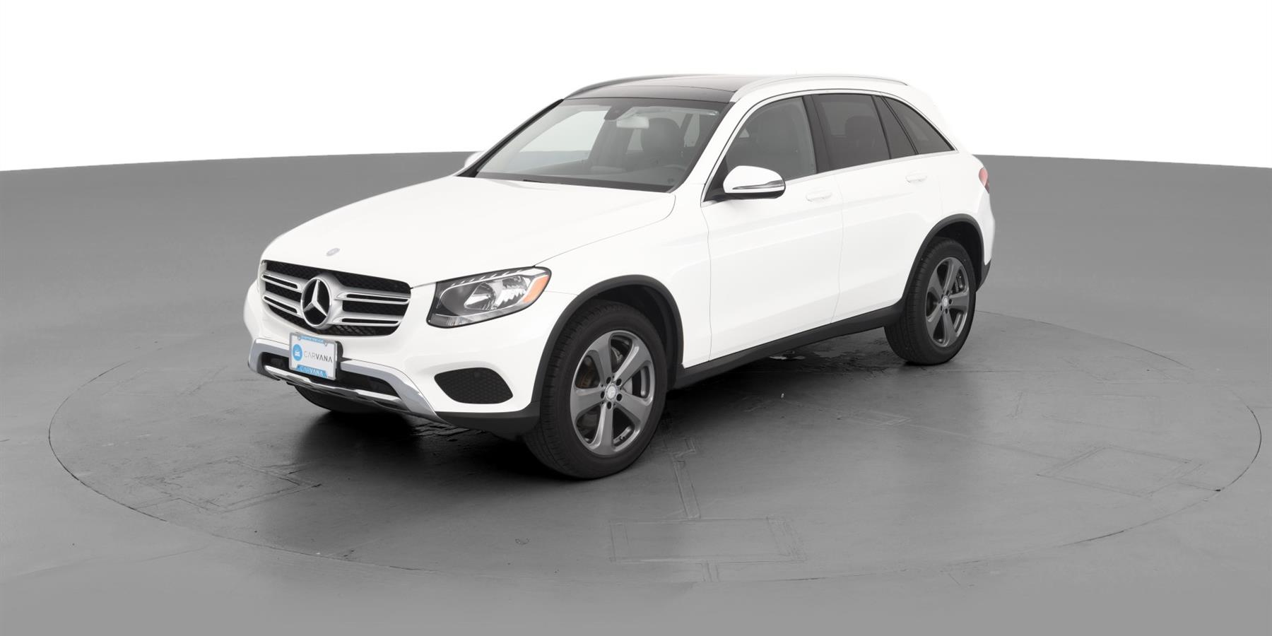 2016 Mercedes-Benz GLC GLC 300 Sport Utility 4D for Sale | Carvana®