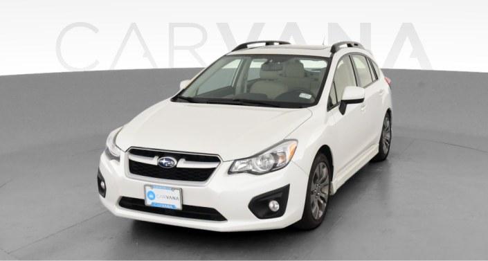Used Subaru Impreza For Sale | Carvana