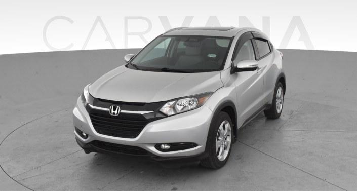 Used Honda Hrv >> Used Honda Hr V For Sale Carvana