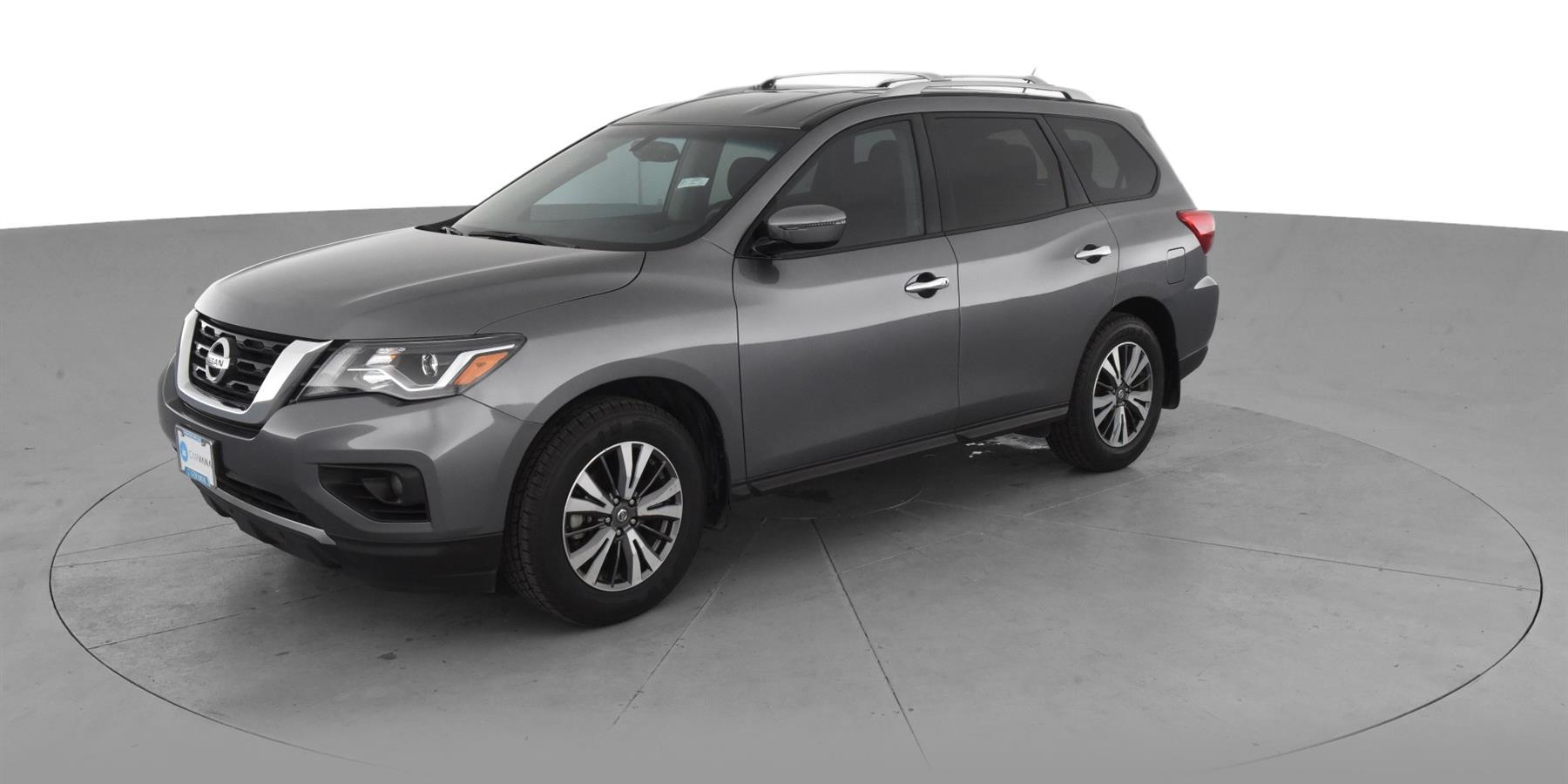2017 Nissan Pathfinder SV Sport Utility 4D for Sale | Carvana®