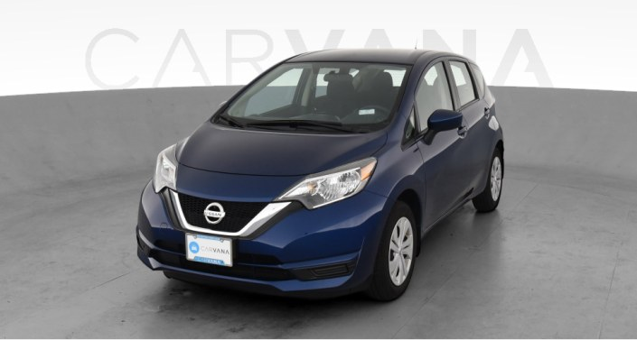 Used Nissan Versa Note For Sale | Carvana