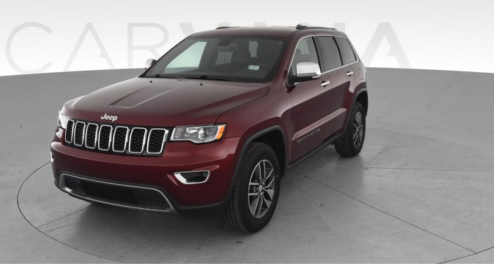 Used 2018 Jeep Grand Cherokee For Sale | Carvana