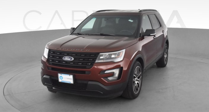 Used 2016 Ford Explorer For Sale | Carvana