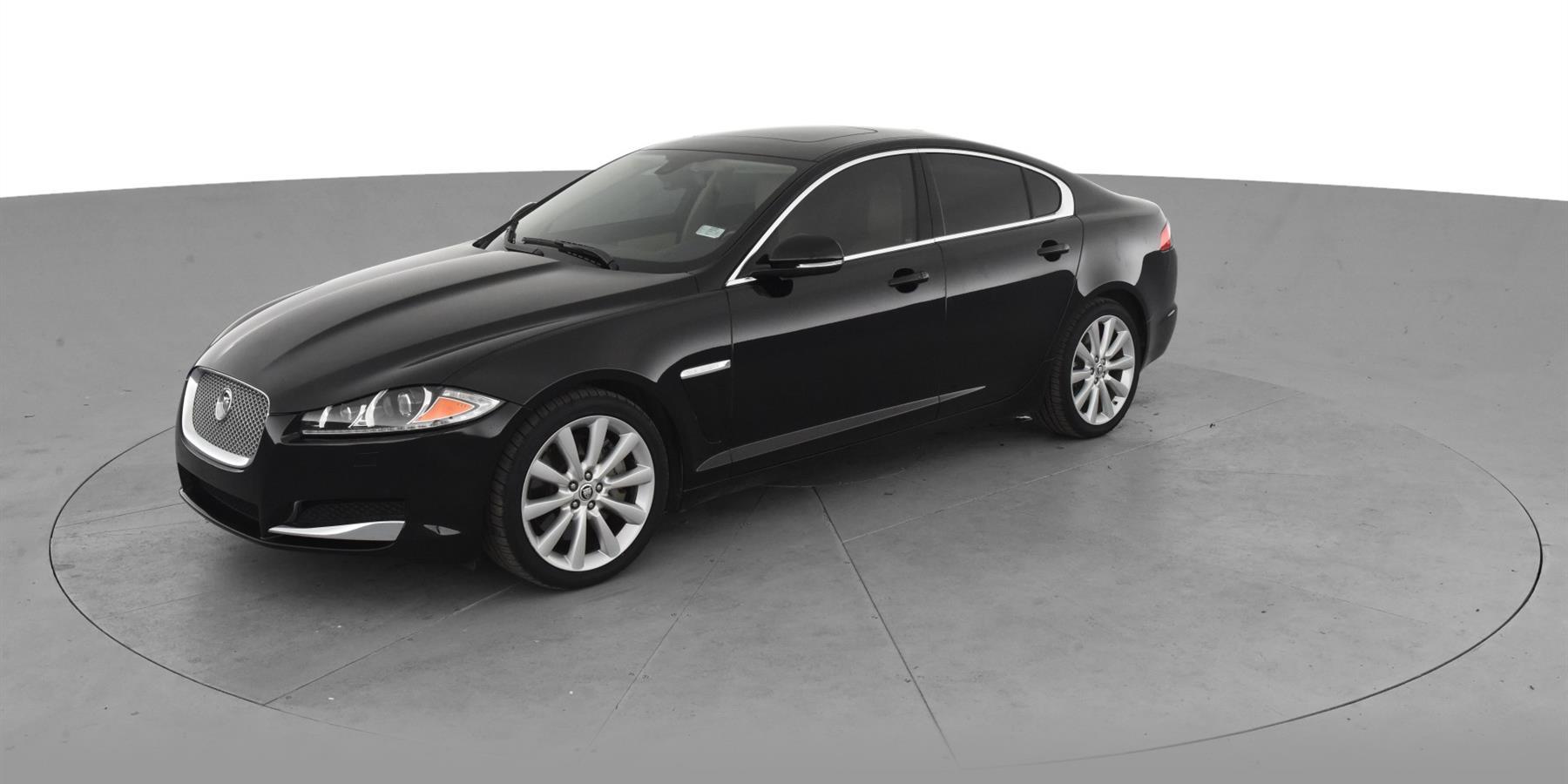 2012 Jaguar XF XF Sedan 4D for Sale   Carvana®