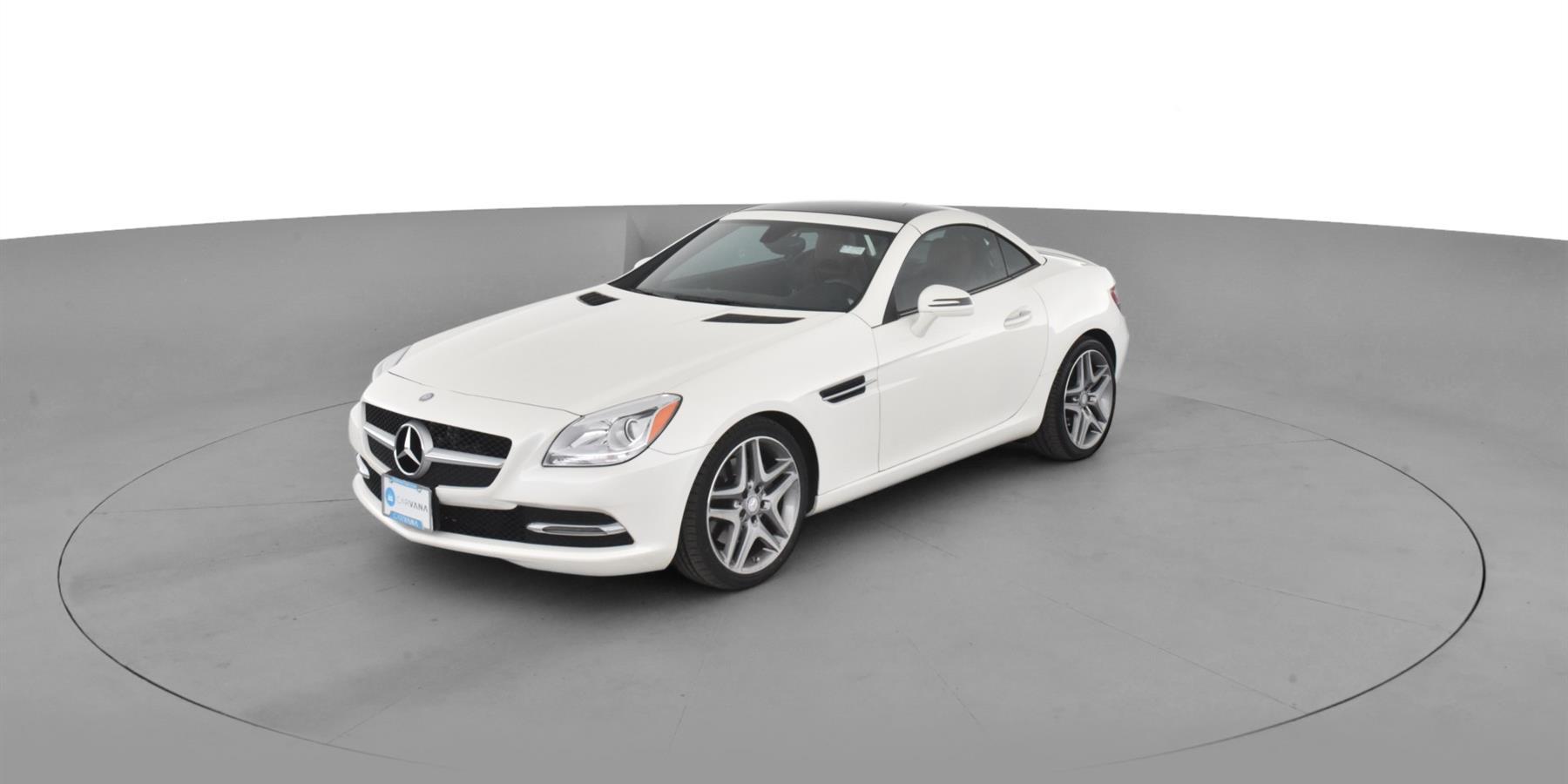 2016 Mercedes-Benz SLK SLK 300 Roadster 2D for Sale | Carvana®
