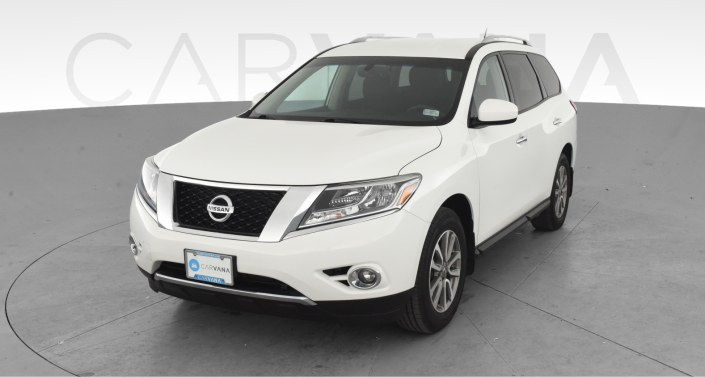 Used Nissan Pathfinder For Sale | Carvana