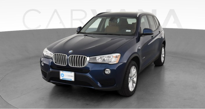 Used BMW X3 For Sale   Carvana