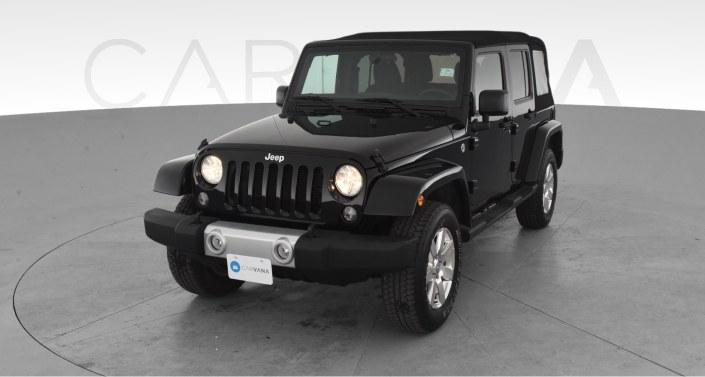 Used Jeep Wrangler For Sale | Carvana