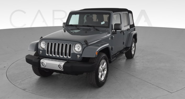 Used Jeep Wrangler For Sale | Carvana